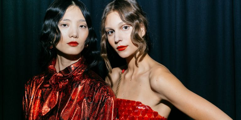 The Standout Makeup Looks From The Fall 2019 Fashion Runways