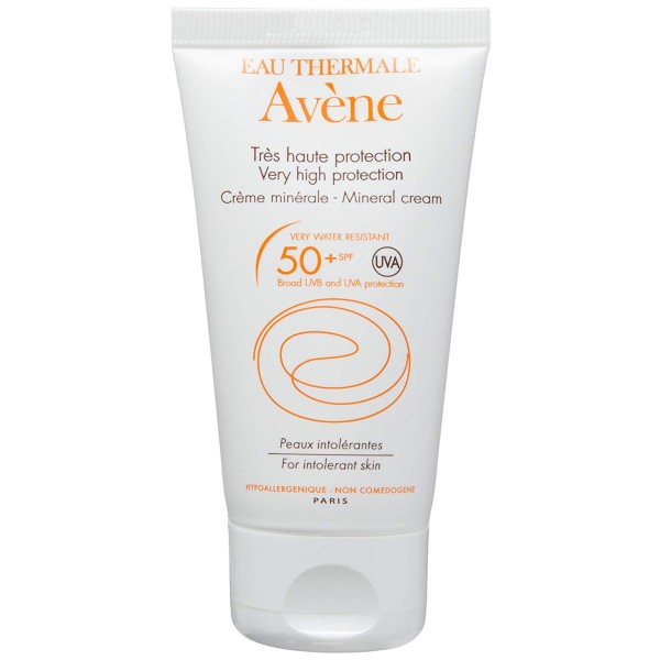 The SPF50+ sunscreen (S$28.45) comes in a water resistant cream, formulated for intolerant, sensitive skin types. Image source: Guardian.