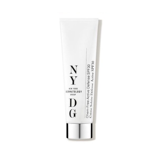 NYDG's SPF30 sunscreen (approximately S$130). Image source: NYDG Skincare.
