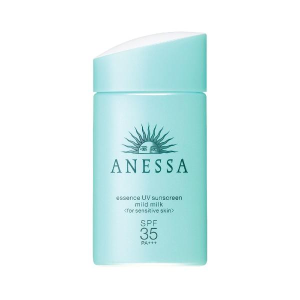 The Japanese brand, Anessa's Essence UV Mild Milk (S$35.91 for 60ml). Image source: Watsons.