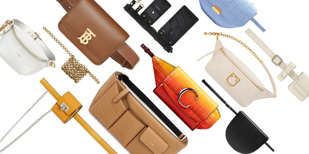Buckle Up, The Belt Bags Are Here To Stay