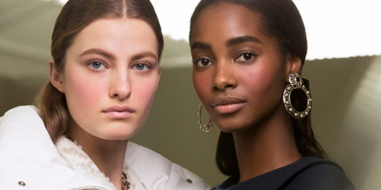 Here's Every Single Beauty Product Used On The Chanel Fall/ Winter 2019 Runway
