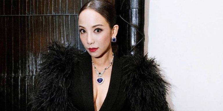 Fiona Xie Walked the Crazy Rich Asians Jade Carpet In 2.2 Million Dollars Worth of Bvlgari Jewels