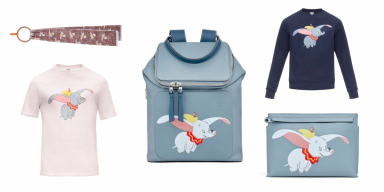 Loewe Just Released A Dumbo Collection