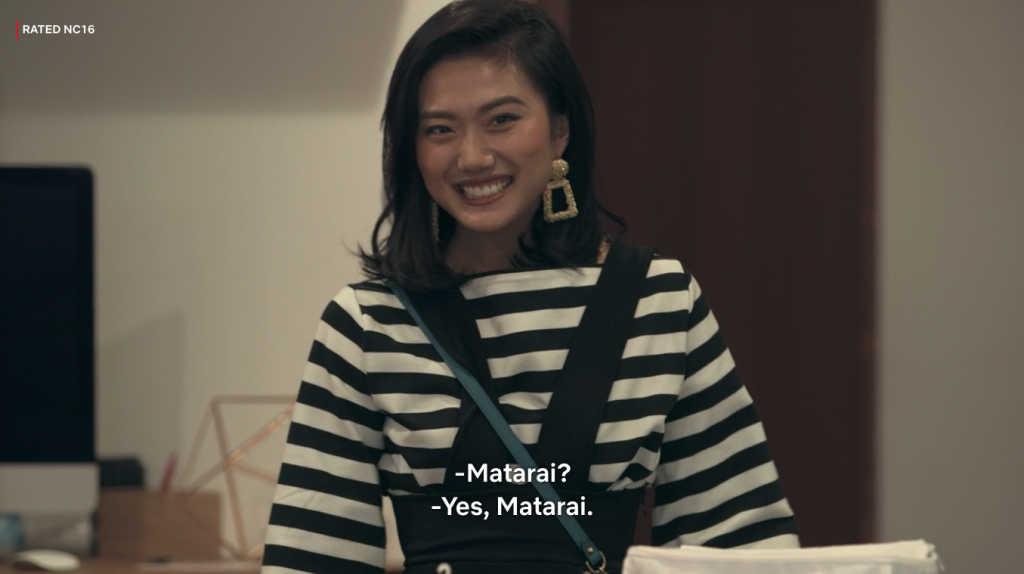Life After Terrace House: Matarai Aya Now Has A Fashion Brand Of Her Own