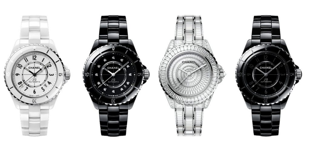 Chanel Just Updated Their J12 Watch With A Spanking New Timekeeping Mechanism