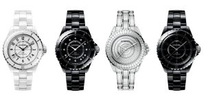 Chanel Relaunches The J12 Ladies' Dive Watch