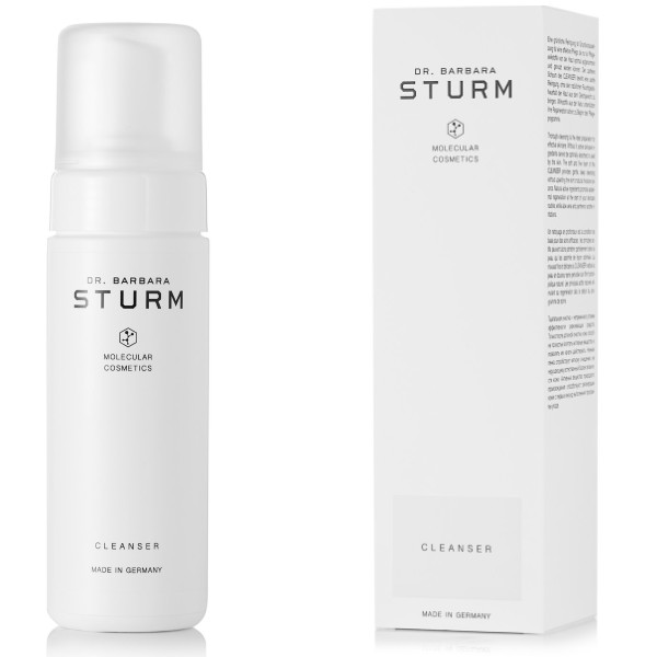 Dr Barbara Sturm's foaming cleanser (approx. S$80 on Net-a-Porter)