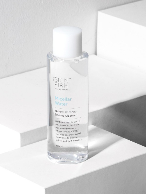A natural, coconut-derived micellar water with seven ingredients produced in the US, but assembled in Bangkok (S$22.90).