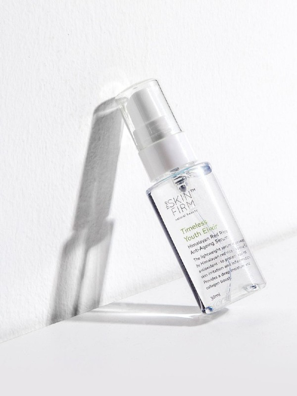 The timeless youth elixir with 17 ingredients (S$33.90) by The Skin Firm.