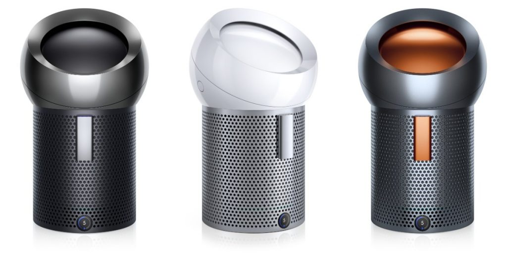 Dyson's new personal purifying fan will be available in stores in June at S$499.
