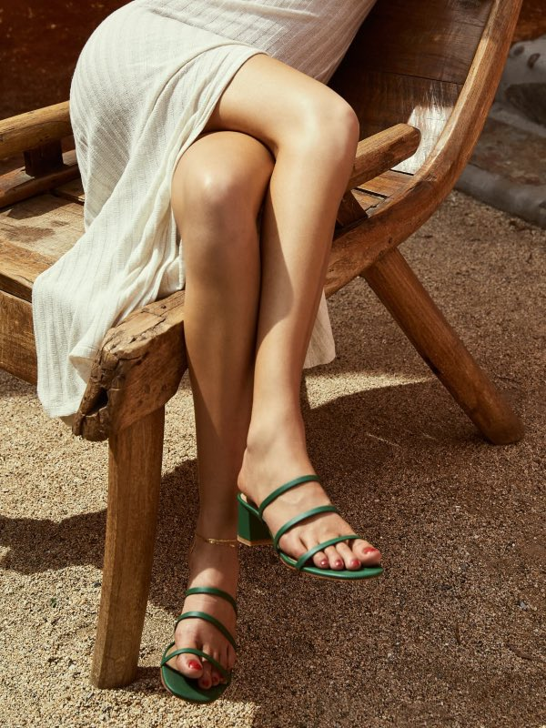 The Menage Sandal is now available on thereformation.com at US$198 (approx. S$270).