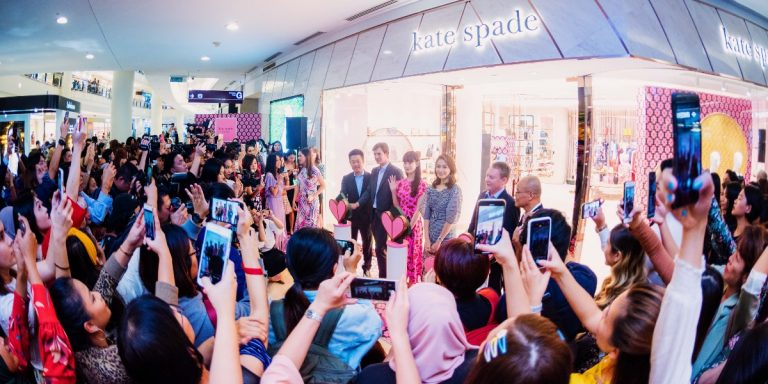 Enter: Kate Spade's New Suria KLCC Store and Opening Party