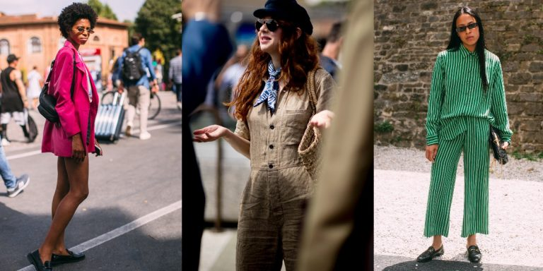Street Style: See Women Hold Their Own At Pitti Uomo 96