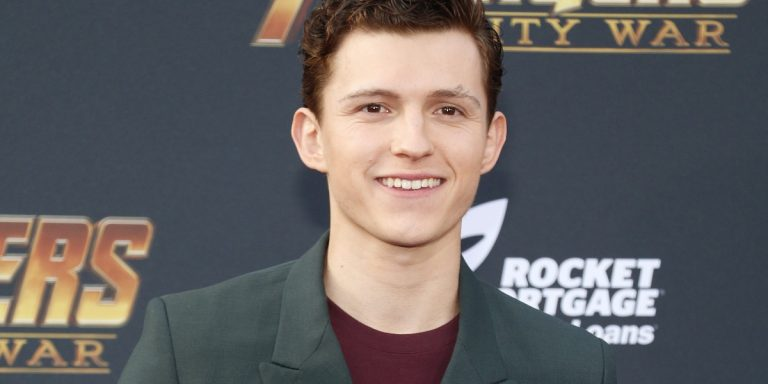 Tom Holland on Spider-Man, Zendaya, and Being a 'Relationship Person'